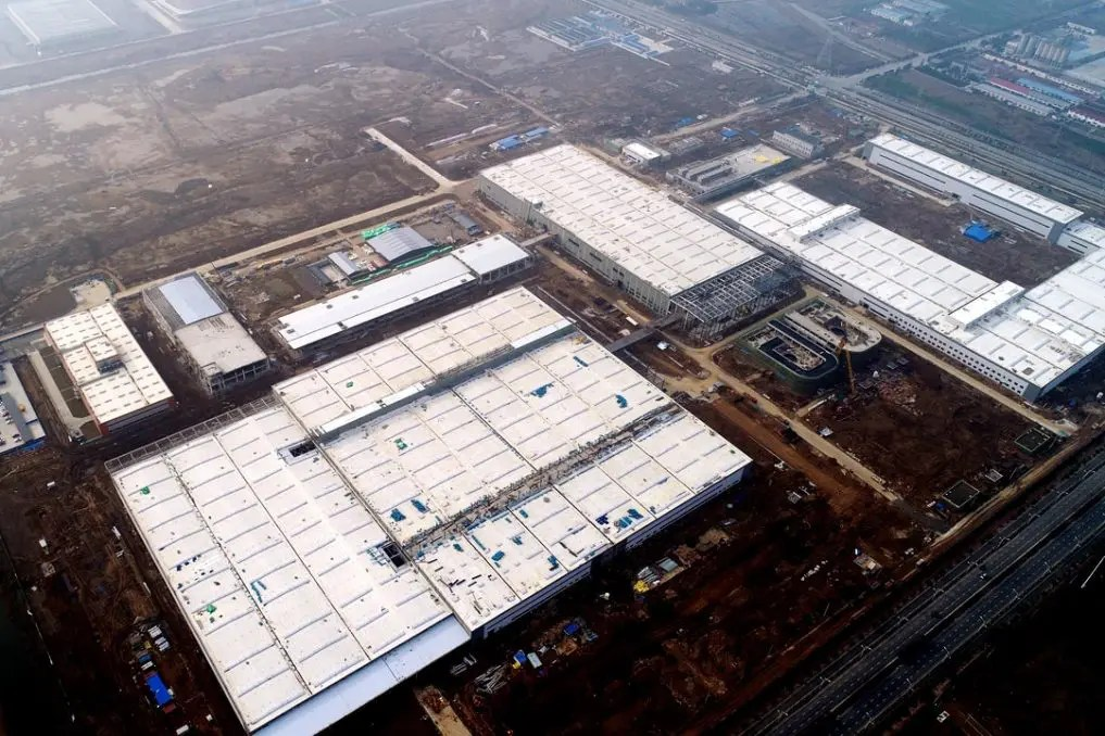 Byton Fabrik
