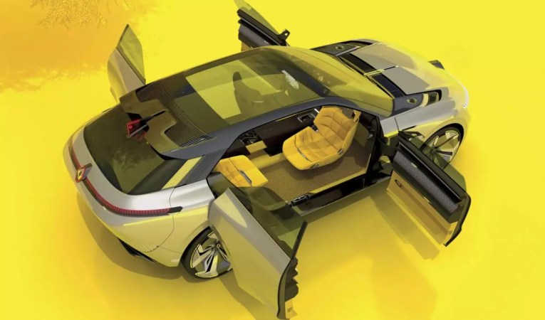 Morphoz von Renault