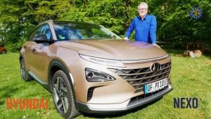 Hyundai Nexo im Drehmoment Test