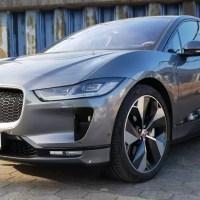 Jaguar: I-Pace EV 400
