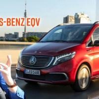 Mercedes-Benz EQV: Der sparsame Schwabe