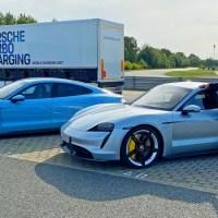Porsche Taycan Turbo S im Test: Eine Ingenieurs-Meisterleistung