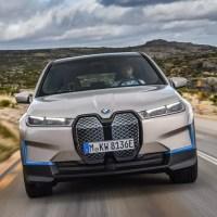 BMW wird endgültig elektrisch – iNext wird zu iX