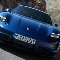 Porsche: Taycan