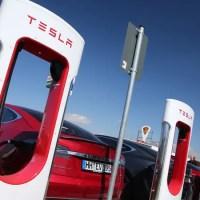 1.000 Tesla Supercharger in Deutschland