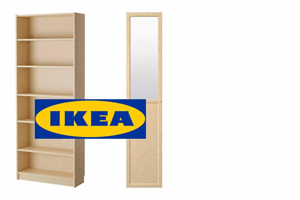 Ikea Neue Turen An Alte Billy Regale Anpassen Dreibeinblog