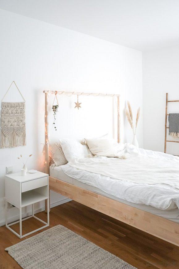 Schlafzimmer einrichten: Natürliche Deko Ideen mit Ziergräsern ...