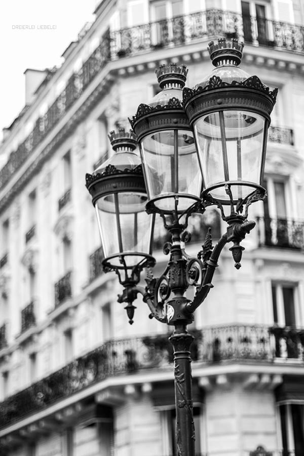 SchwarzweiFotos von Paris