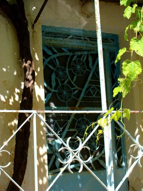 decay of a facade