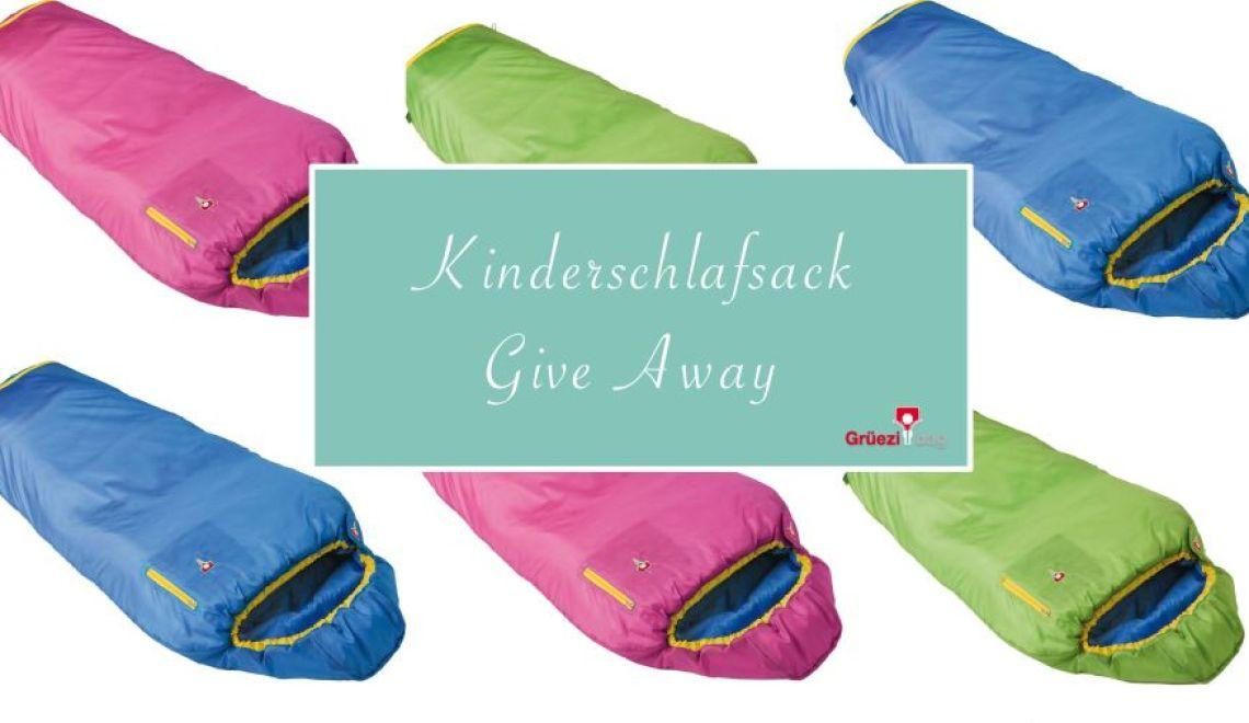 Grüezi Bag Kinderschlafsack Gewinnspiel Titelbild