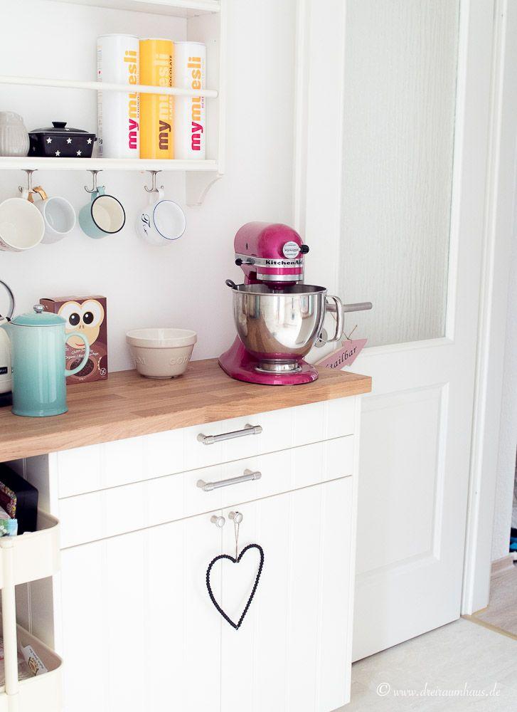 Sehr Kleine Küche Ikea ~ ikea hittarp landhausküche ein raum der glücklich macht!