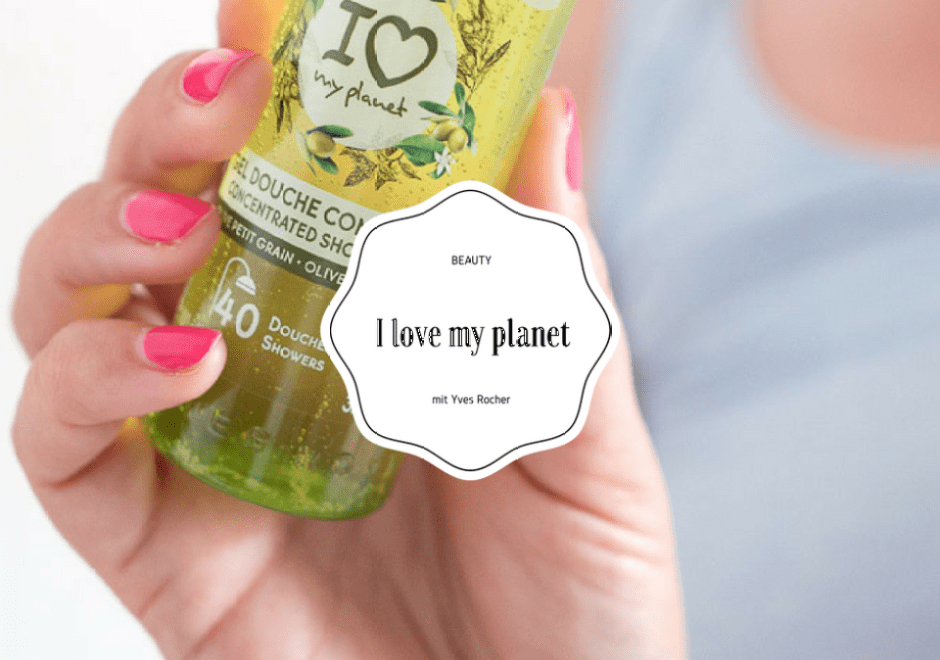 Yves Rocher I love my planet