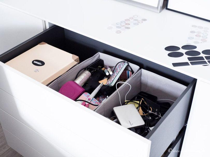 Wie organisiere ich Stauraum schlau und richtig? Und ist ein BoConcept Sideboard überhaupt das richtige Möbelstück?