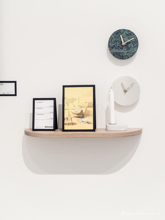 Wanddekoration: dreiraumhaus boconcept leipzig skandinavische Designermoebel-25