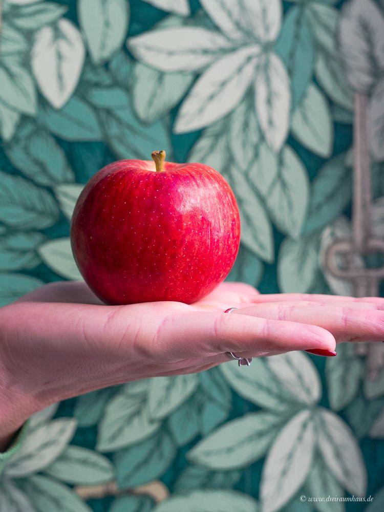 #staysmooth mit dem eos Visibly Soft Honey Apple