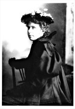 Dreiser's sister Clara Clothilde Dreiser (Claire); courtesy Vigo County Historical Society