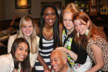Elissa, Emily, Georgina, Amanda, Kaitlin and of course but most importantly Angela behind the lense!