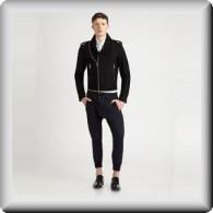 Dsquared2 Knit Shawl Collar Jacket