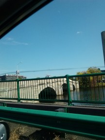 Riding Along The Charles