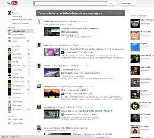 interfaz-de-youtube