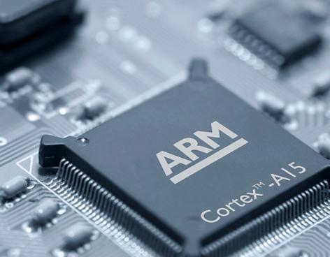 Procesador ARM para Apple