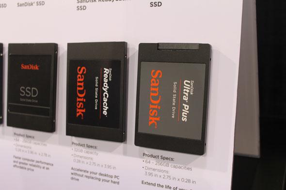 SanDisk SSD Ultra Plus