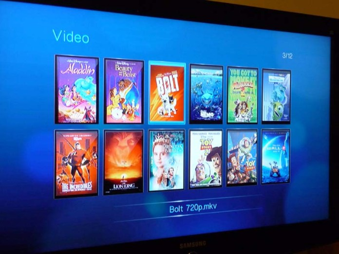 Western Digital TV Play