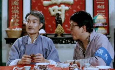 Lam Ching-Ying & Billy Lau Nam-Kwong