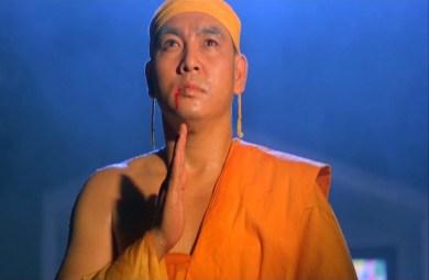 Le moine shaolin taoïste chinois vivant en Thaïlande