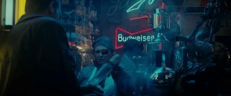 La serveuse de Tsing Tao dans Blade Runner
