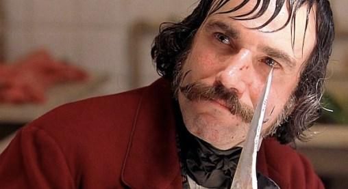 William Cutting alias Bill le Boucher (Daniel Day Lewis) dans Gangs of New York