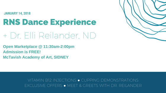Dr. Elli Reilander @ RNS Dance Experience Marketplace