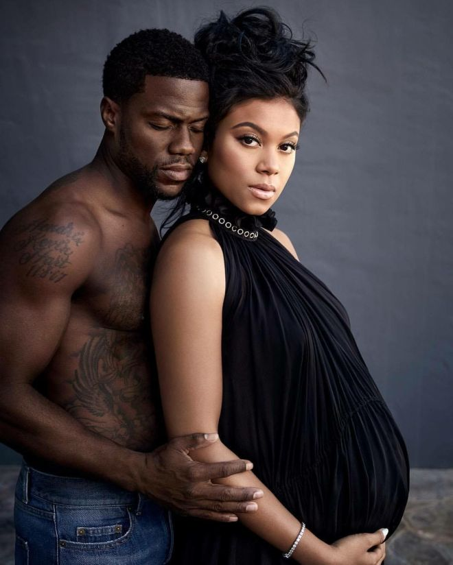 kevin hart and wife eniko