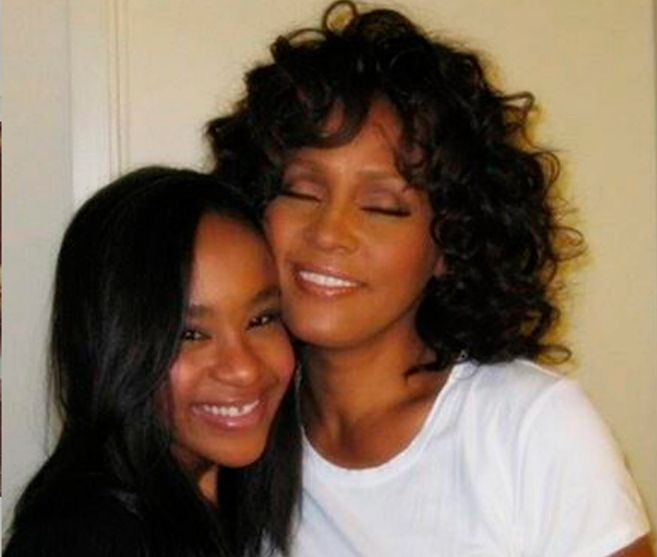 bobbi kris and whitney houston