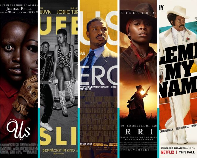 NAACP Image Award nominee for Outstanding Motion Picture