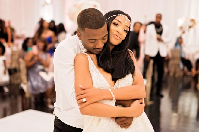 ray j and princess love wedding