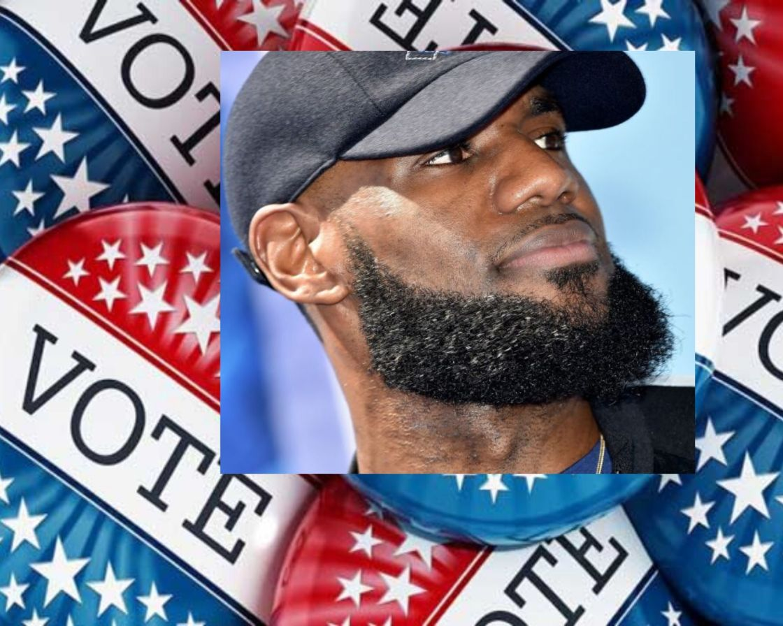 lebron james more than a vote
