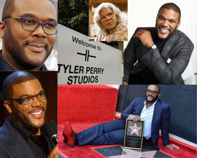 black billionaire tyler perry