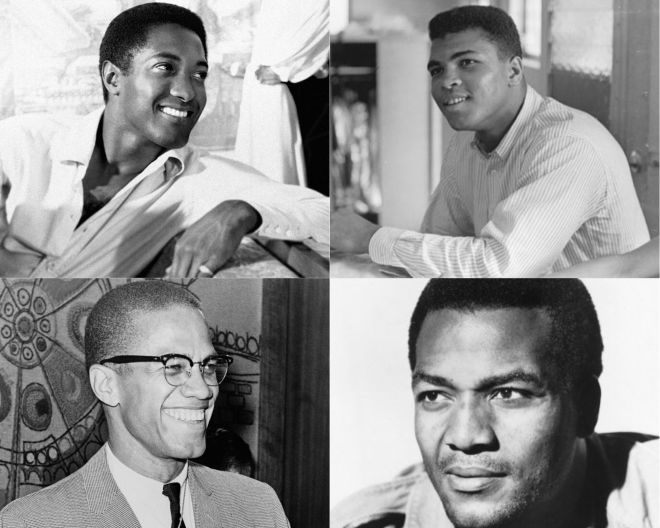 one night in miami sam cooke, muhummad ali, malcolm x and jim brown