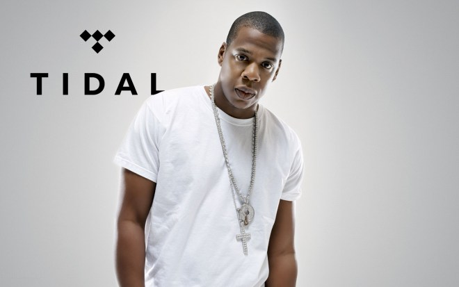 Jay Z and TIDAL