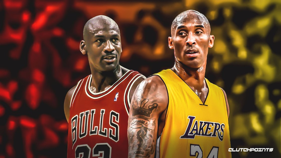 kobe braynt and michael jordan