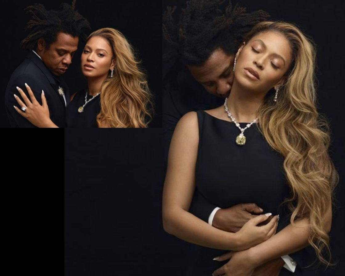 beyonce and jay z in love