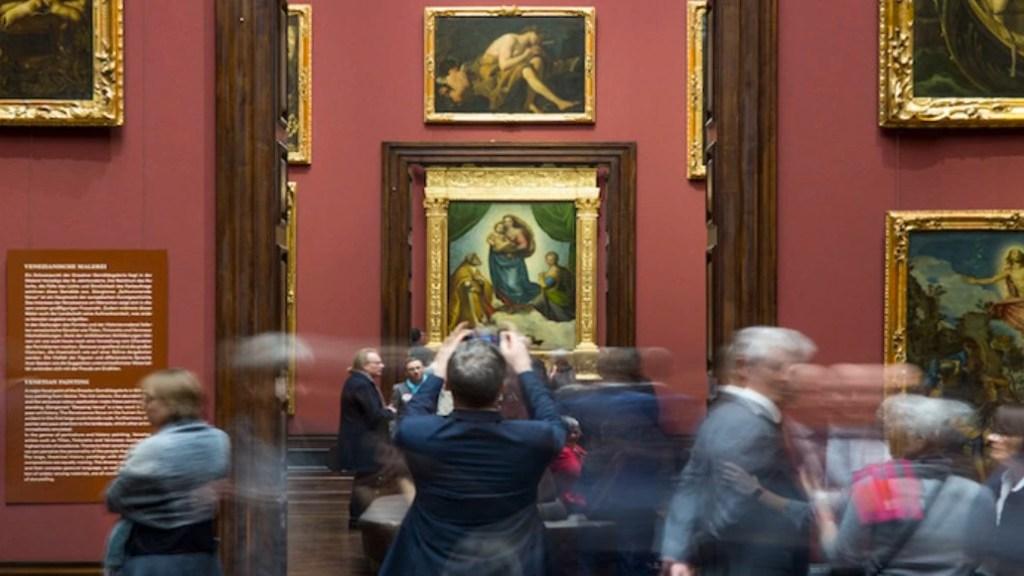 Alte Meister Gemäldegalerie