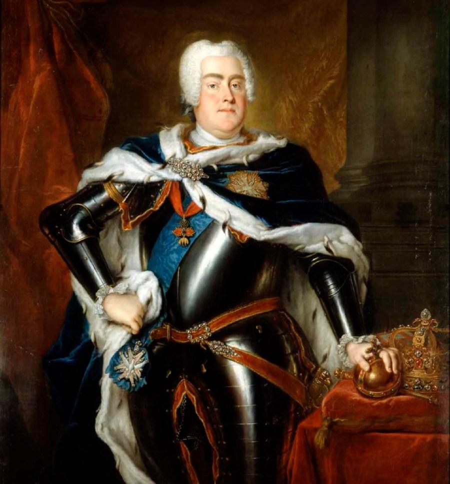 König August III.