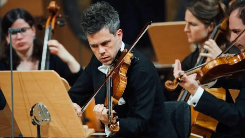 Das Dresdner Festspielorchester, hier beim Eröffnungskonzert der Dresdner Musikfestspiele 2019.