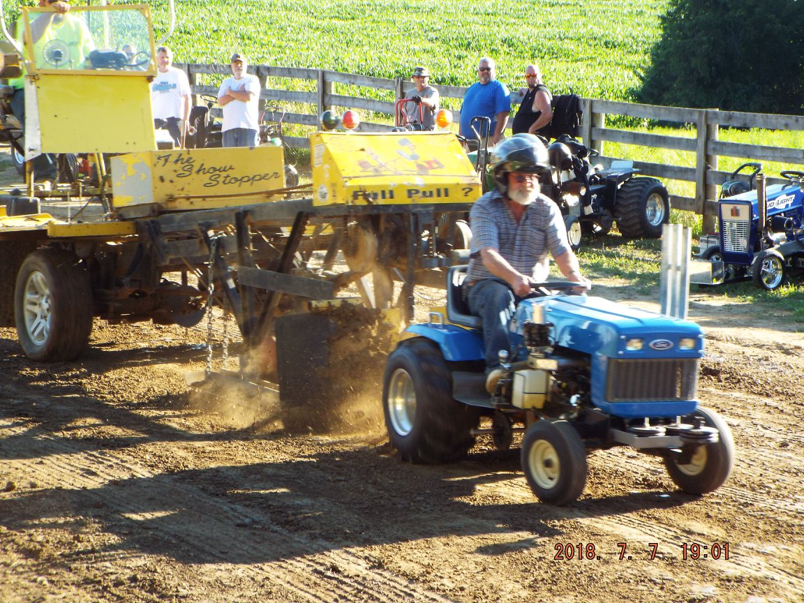 Adamsville Tractor Pull at Gaumer Park – Dresden Buzz