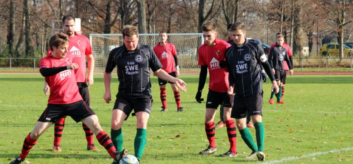 Zweite mit schwerem Auswärtsspiel in Dobritz
