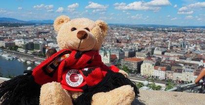 Ungarn: Budapest (Gellertberg)