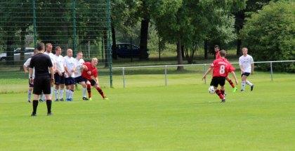 Zweite holt Unentschieden gegen Freital II