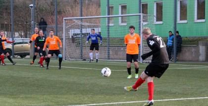 Stadtderby gegen SC Borea Dresden